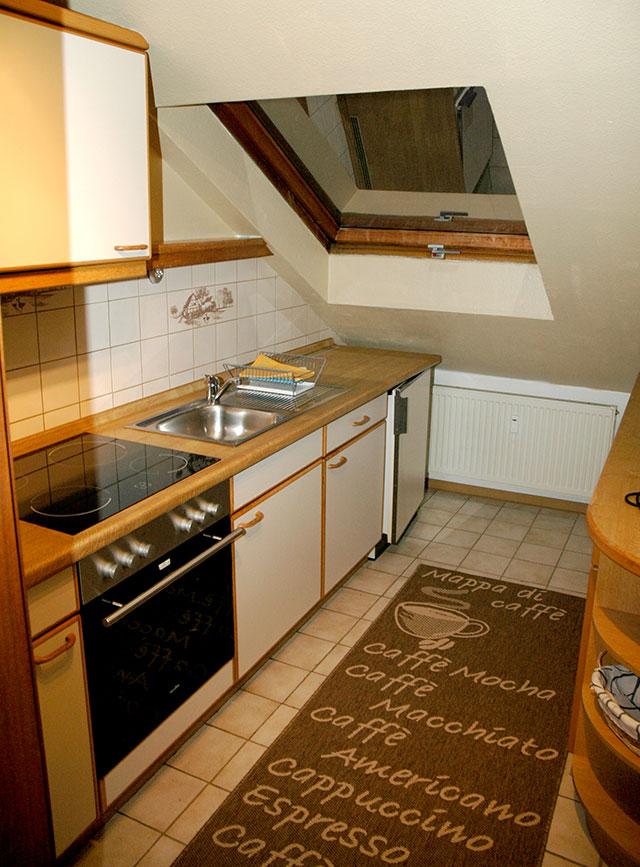 FeWo--2-Küche