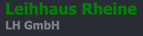 Leihhaus-Rheine-Logo