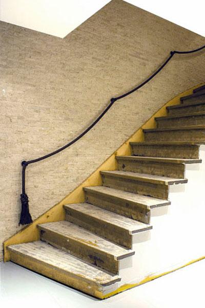 Treppenrenovierung-vorher